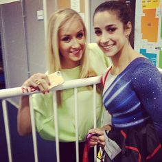 1000+ images about Gymnastics on Pinterest | Acrobatic ... Nastia Liukin Instagram