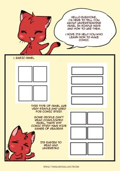 Marvelous Learn To Draw Manga Ideas. Exquisite Learn To Draw Manga Ideas. Manga Tutorial, Comic Tutorial, Manga Drawing Tutorials, Drawing Techniques, Art Tutorials, Comic Book Layout, Comic Books, Comic Template, Templates