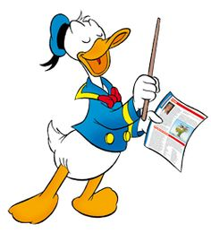 Duck Cartoon, Cartoon Edits, Disney Cartoon Characters, Cartoon Photo, Disney Cartoons, Cartoon Drawings, Fantasy Character, Character Design, Donald Duck Characters