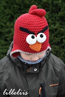 Angry Birds Tutorials / Free Patterns