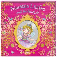 Prinzessin Lillifee und der Feenball. Die zauberhaften Geschichten von Prinzessin Lillifee sind seit 10 Jahren aus den Kinderzimmern nicht mehr wegzudenken. Pünktlich zum Jubiläum lädt Lillifee zum großen Feenball ein. Jule, die Seejungfrau, Bella, die Schmetterlingsfee, Pedro, der Papagei, und viele andere Freunde reisen in prächtigen Kutschen an. Doch ausgerechnet Eisprinz Wladimir, auf den Lillifee sich besonders gefreut hat, lässt sich entschuldigen. Ob es doch noch ein schönes Fest…