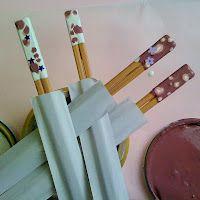 Decorated Chopsticks