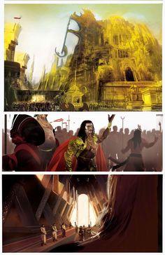 Ravana – The Greatest Emperor of Asia – sbdsi. Character Art, Character Design, The Mahabharata, Spiritual Beliefs, Indian Art Paintings, Hindu Art, Coming Of Age, Dark Fantasy Art, Past Life