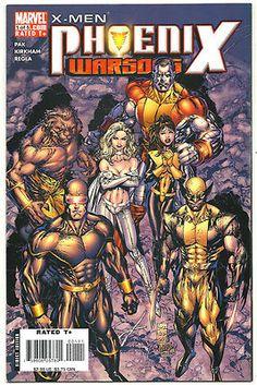 X-MEN: PHOENIX WARSONG 5-part Modern Age SERIES from Marvel!! ~NM~ http://r.ebay.com/bre5Xq