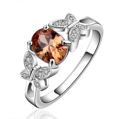 $2.05 -Rhinestone Ring  - #WHOLESALE #JEWELRY - Wholesalerz.com