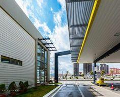 Mirko petrol station  all design and implementation by Mariwan Bureau