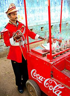Cola by Meanest Indian, via Flickr