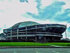 Estadio El Campin. Bogotá. Colombia.