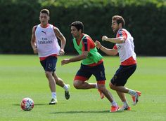 Arsenal InTraining http://www.thegunners247.uk/