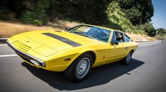 1975 Maserati Khamsin wallpaper
