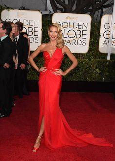 2015 Golden Globes, Get Heidi Klum's Red Shoes!