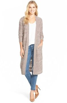 Fleur't Intimates 'Lounge with Me' Cocoon Cardigan available at ...