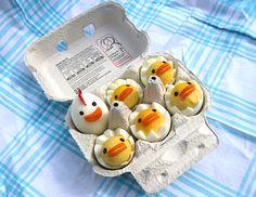 Deviled Egg Chicks  | #f21kids