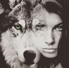 wolves are just women who fell in love with the moon instead of men