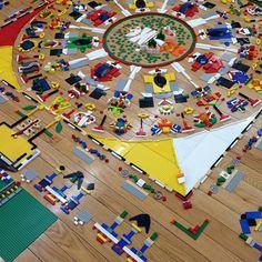 Lego Mandala
