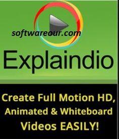 Explaindio Video Creator full crack Free Download Latest Version