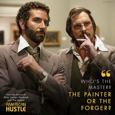 Watch: Bradley Cooper, Christian Bale, Jennifer Lawrence and Amy Adams Do the Proud in Trailer for David O. Russell's 'American Hustle' Christian Bale, Amy Adams, Bradley Cooper, Jennifer Lawrence, Frank Underwood, Mafia, Jeremy Renner, Dark Knight, Film Music Books