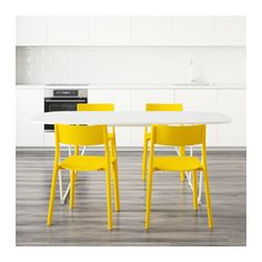 OPPEBY/BACKARYD / JANINGE Table and 4 chairs  - IKEA