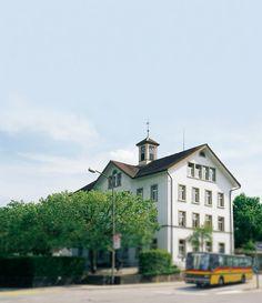 Schulhaus, Strengelbach
