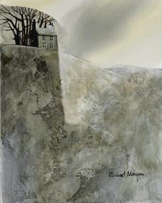 Limited edition prints from West Country artist Michael Morgan. Widest online selection of mounted prints by watercolour artist Michael Morgan. Abstract Landscape, Landscape Paintings, Landscapes, Abstract Art, Michael Morgan, Watercolor Artists, Watercolour Art, Expressive Art, Encaustic Art