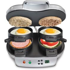 This thing got tons of great reviews, and the Middles could get their own breakfast...