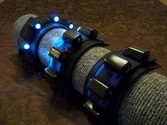 TEK-LITE Flashlight Concept by David Prater