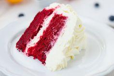 El pastel Red Velvet es un pastel típico del sur de estados unidos que obtiene…