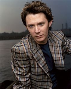Clay Aiken - Illinois State Fair 2005  What, did he steal that jacket from Fred Garvin? (kidding, of course, I love him)