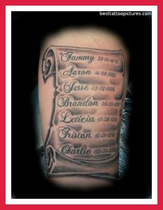 Scroll+Tattoos+With+Designs