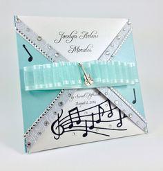 Dream On Glitter Invitations Photo Gallery Dallas, TX Quinceanera Invitations - Invitaciones para Quinceañeras
