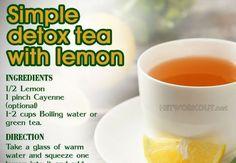 4 Powerful Morning Detox Tea Recipes For Better Health