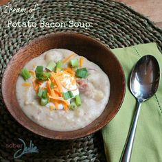 The Ultimate Potato Soup Recipe