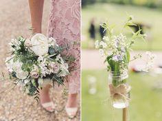 Wedding flowers photographed by evephotography.co.uk