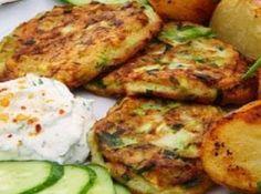 Μπιφτέκια Λαχανικών με σάλτσα γιαουρτιού – tselemedes.gr