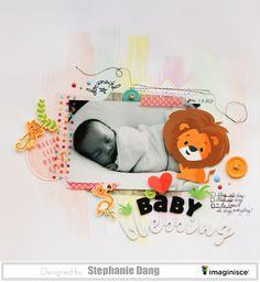 paperANDi: Imaginisce: Baby Blessing.