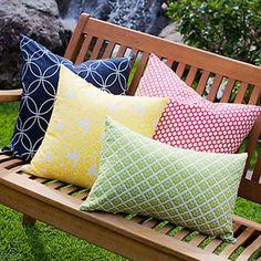 Hen House Pillows!