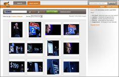 Pickapp - images for blogging