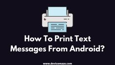 Communication Methods, Share Icon, Data Backup, Easy Jobs, Facebook Messenger, Text Messages, Android