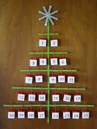 craft advent calendar ideas - Google Search