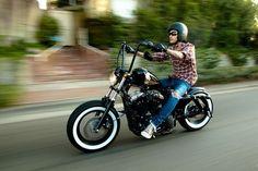 Harley Davidson Forty Eight Ape Hangers