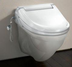 Geberit AquaClean 4000 Toilet Seat Upgrade : UK Bathrooms