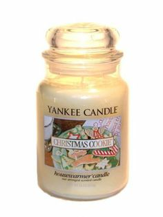 Yankee Candle Large 22-Ounce Jar Candle, Christmas Cookie by Yankee Candle, http://www.amazon.com/dp/B000C2TB6U/ref=cm_sw_r_pi_dp_FCjrsb0K9RCNM