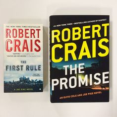 It's #ThrillerThursday! Robert Crais's THE PROMISE, the new Elvis Cole and Joe Pike novel is on sale this Tuesday!  Comment on our FB page to win a copy! http://on.fb.me/1NuzHMq