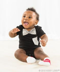Turn basic baby outfits into photo-ready attire! Turn basic baby outfits into photo-ready attire! Unique Gifts For Boys, Gifts For Kids, Diy Clothes And Shoes, Cute Baby Clothes, Beautiful Mixed Babies, Tartan Pattern, Baby Outfits, All About Fashion, Wearable Art
