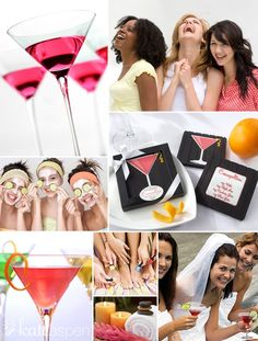 1000 Images About Spa Party On Pinterest Spa Party Spa