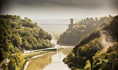 Leafy and cycle-friendly by city standards, Bristol has a huge range of outdoor activities to explore, from river walks and kayaking on its harbour to a fun natural waterslideLeigh Woods bristol