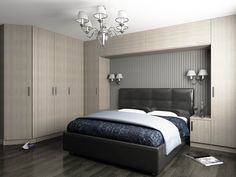 Penelope - fitted bedrooms range. #UrbanWardrobes #London #fittedfurniture #fittedbedroom #fittedwardrobes #bedroom #design #designideas #designer #inspiration #decor #homedecor #home #house #interior