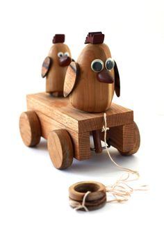 Wooden Toy on Behance