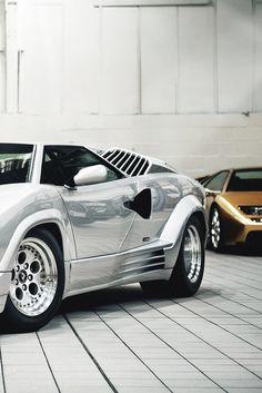 1990 Lamborghini Countach - 50 Cool Super Car Photo