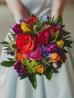Beautiful Flower Arrangements, Wedding Flower Arrangements, Floral Arrangements, Bride Bouquets, Floral Bouquets, Boquet, Bright Flowers, Beautiful Flowers, Bright Wedding Flowers